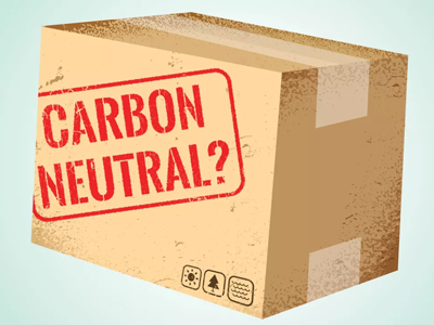 "More companies want to be ""carbon neutral."" What does that mean?"