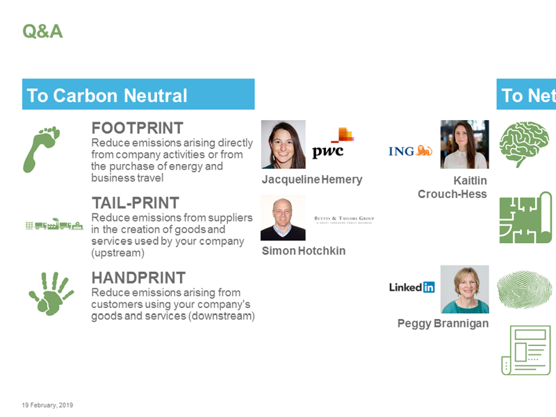 Webinar - How Companies Are Building A Net Zero Economy